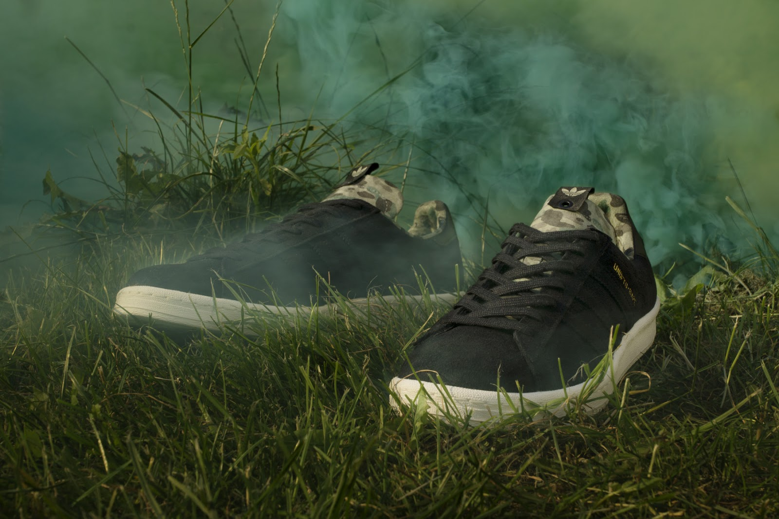 d22f0ceafea0 BAPE and UNDFTD have been working with adidas originals on opposite sides  of the world since the respective launches of both seminal streetwear  brands. with ...