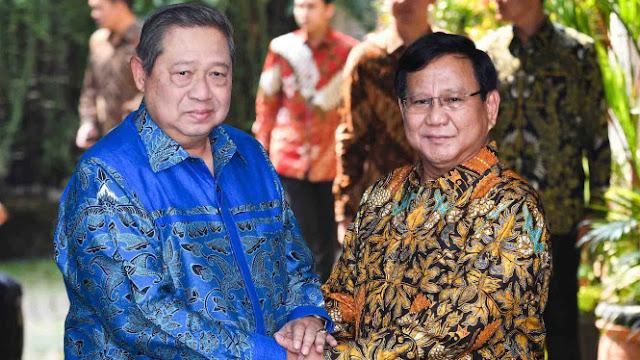 Demokrat: Prabowo Bukan Strong Leader, Dia Chicken