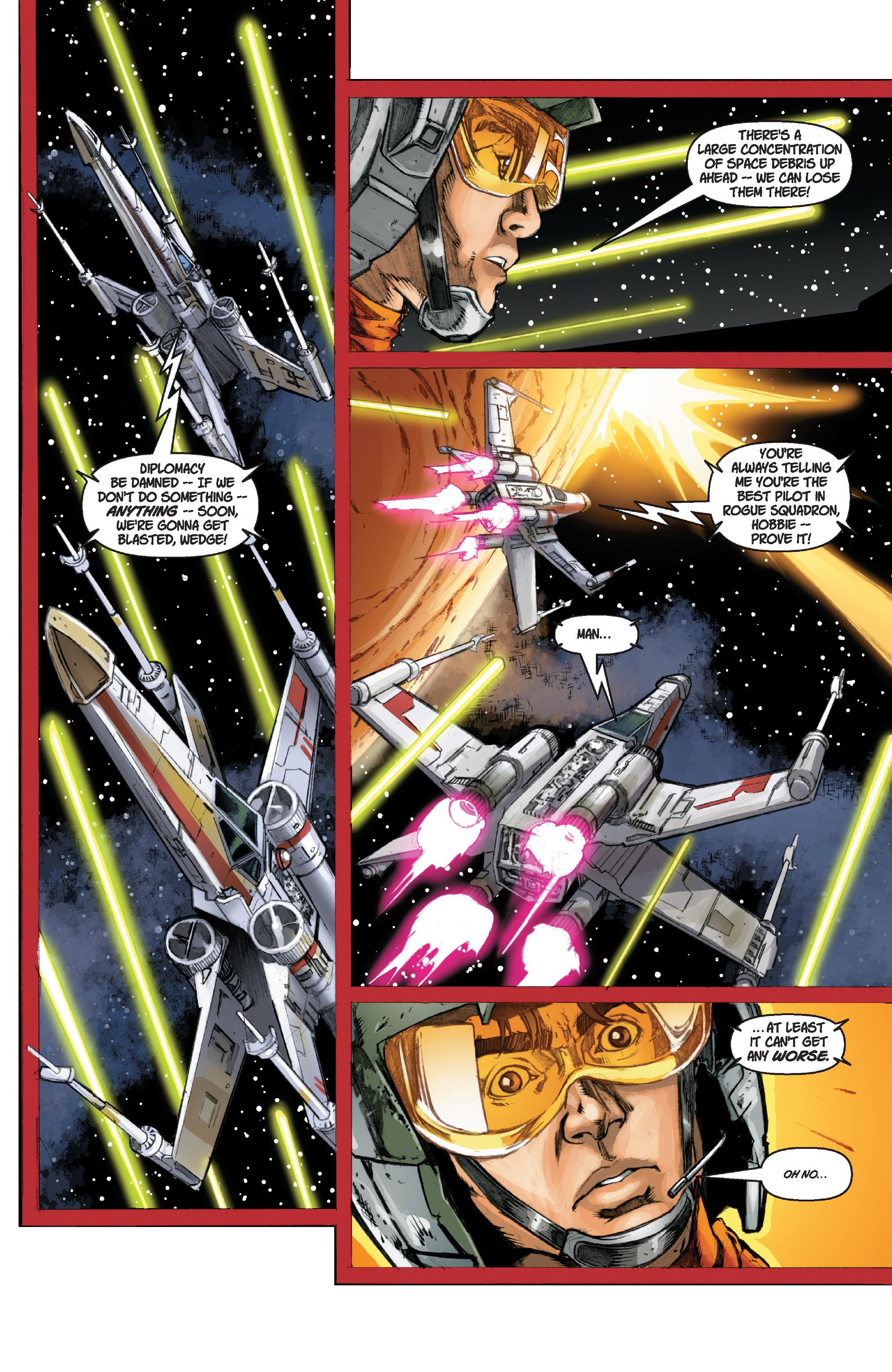 Read online Star Wars Omnibus comic -  Issue # Vol. 20 - 116