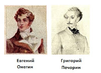 Onegin-Pechorin-tablica-harakteristika