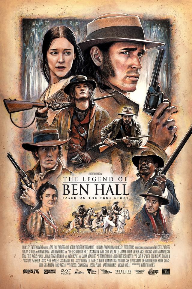 Movies The Legend of Ben Hall (2016) Online