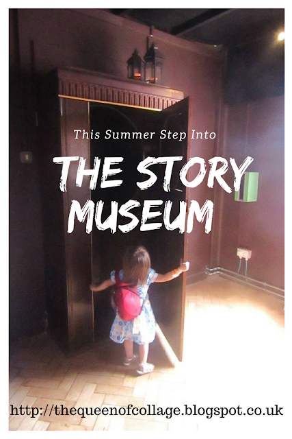 This Summer Step into The Story Museum