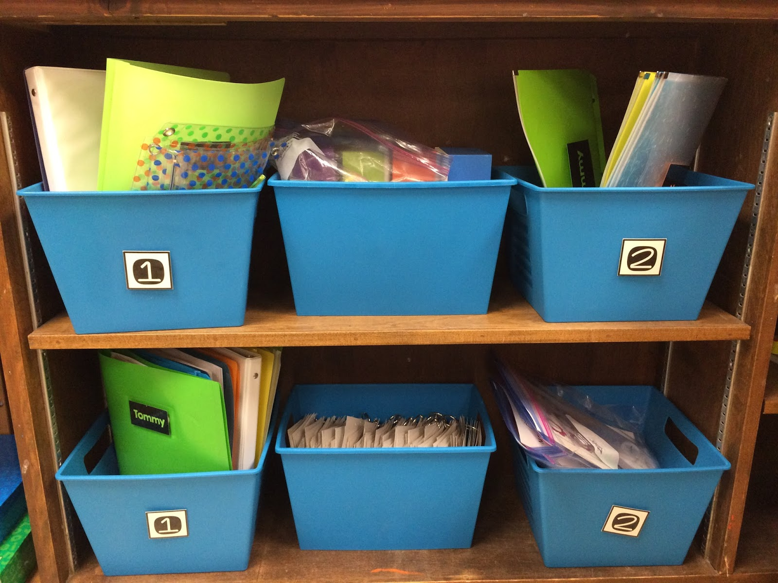 Adventures In The Atc Classroom Organization Tips To Make