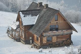 domy całoroczne z bali