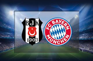 Beşiktaş - Bayern MünihCanli Maç İzle 14 Mart 2018