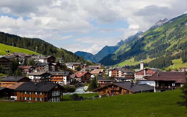 Недвижимость в Австрии: особенности для иностранцев