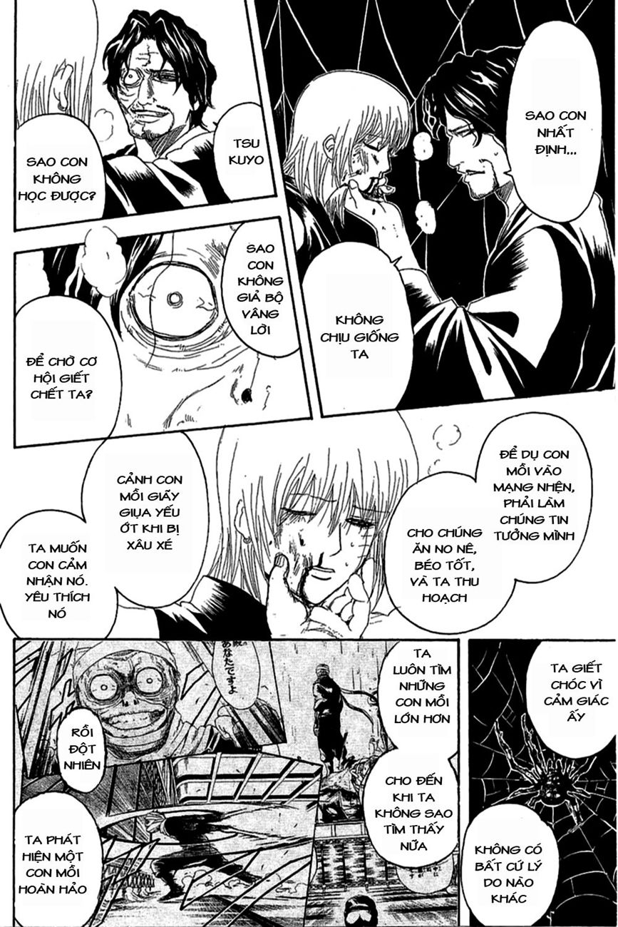 Gintama Chap 258 page 17 - Truyentranhaz.net