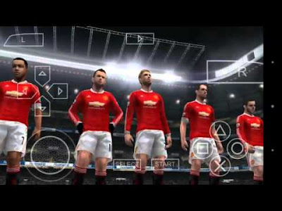 Download Game PES 2017 Apk for Android Gold Edition + Data Full Transfer Terbaru