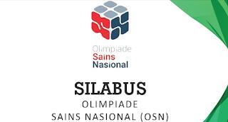 ingin memberitahukan kepada anda mengenai  Download Silabus OSN (Olimpiade Sains Nasional) Jenjang Sekolah Menengan Atas Tahun 2018