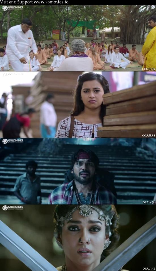 Kaashmora 2017 Hindi Dubbed 720p HDRip
