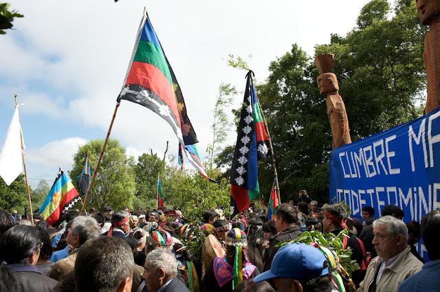"""Resultado de imagen de Chile: """"El Estado implementa un escenario de guerra contra la Resistencia Mapuche"""""""