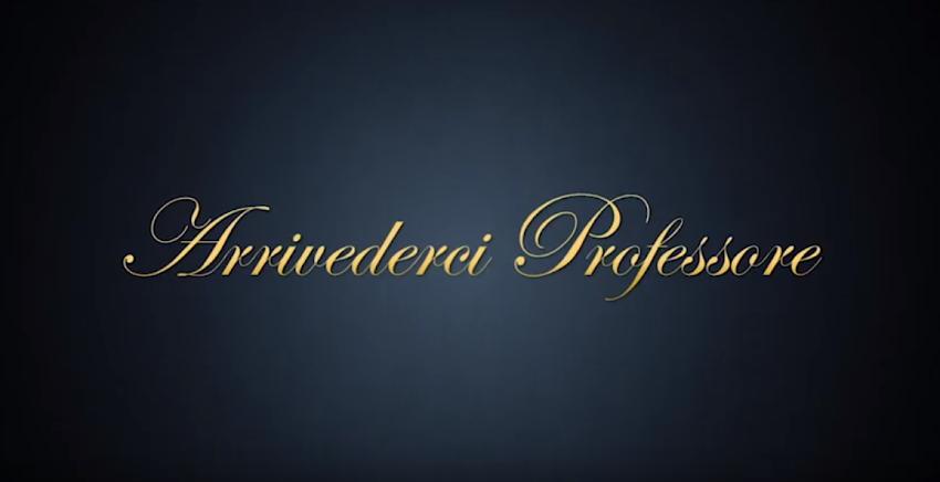 ARRIVEDERCI PROFESSORE - dal 20 giugno al cinema