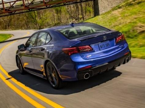 2018 Acura TLX : Despite figures, it's actually more than ...