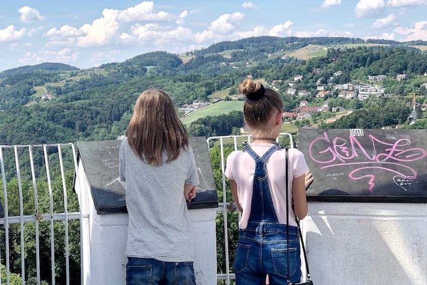 Aussichtsplattform, Franz-Josefs-Warte