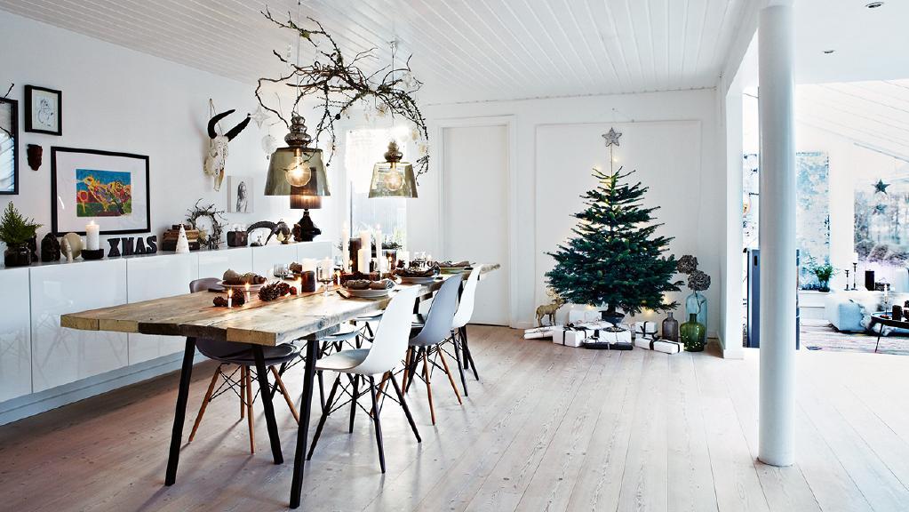 10 ideas de decoración navideña para una Navidad de 10