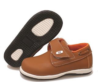 Sepatu Anak Laki-Laki Pakai Perekat BHN 448