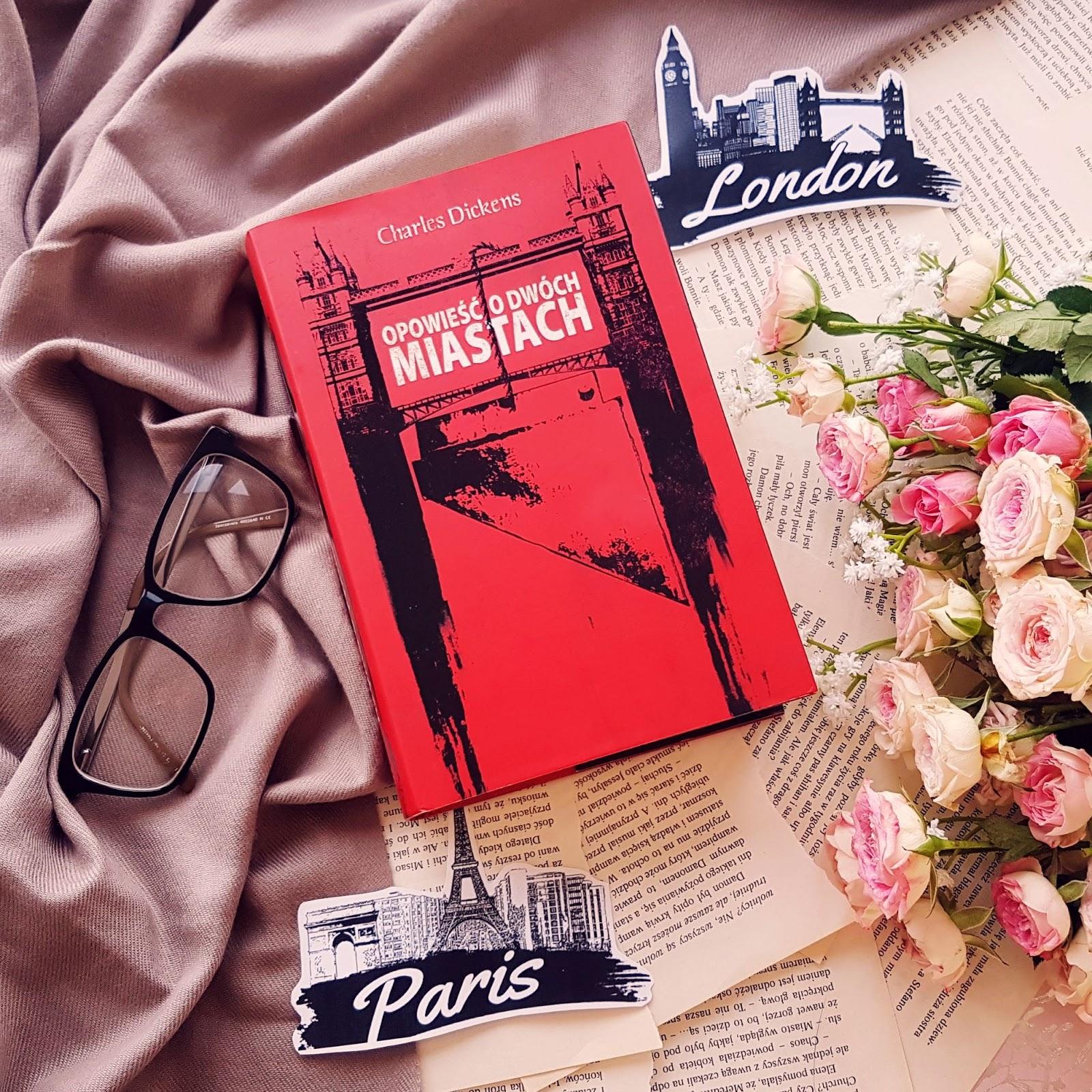 Nie takie te klasyki straszne #2 Opowieść o dwóch miastach - Charles Dickens