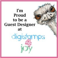 Guest Designer - Digistamps4joy