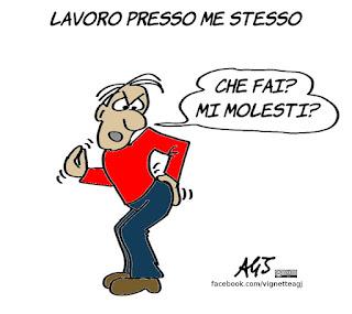 molestie, #meetoo, #quellavoltache, satira, vignetta