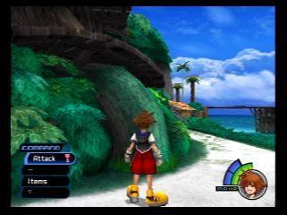 Kingdom Hearts Coded Apk