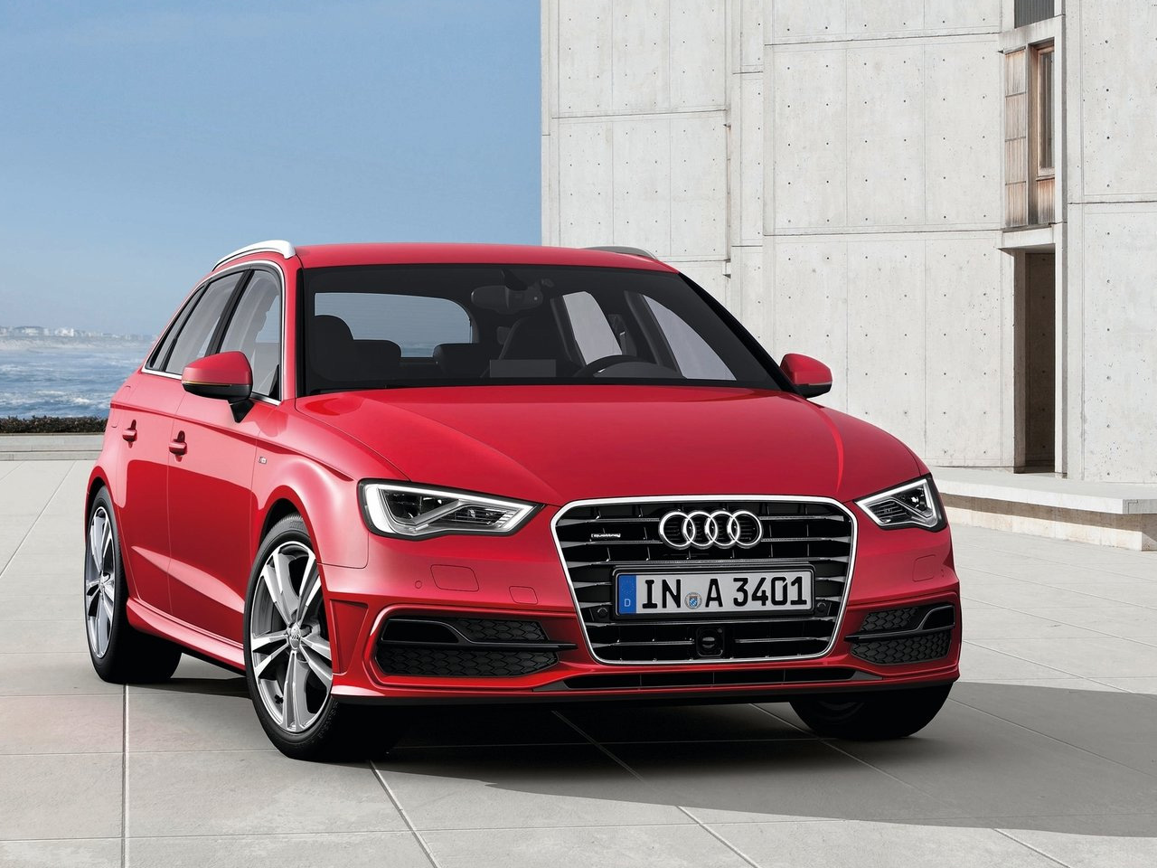 2013 audi a3 sportback s line show car to u. Black Bedroom Furniture Sets. Home Design Ideas