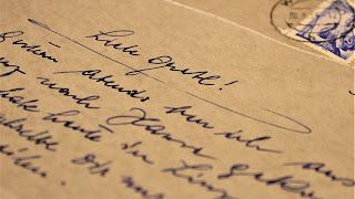 San Valentín Carta de amor