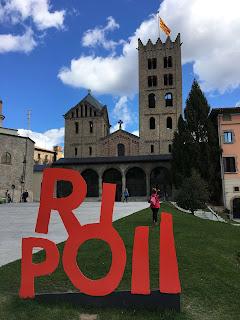 Ripoll, capital del Ripollès