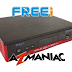 Freei TOY HD Atualização V1.100 87W ON - 04/07/2017