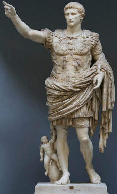 تمثال اكتافيوس (اغسطس)