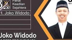 Berbincang dengan Joko Widodo yang Maju Nyaleg Lewat PKS