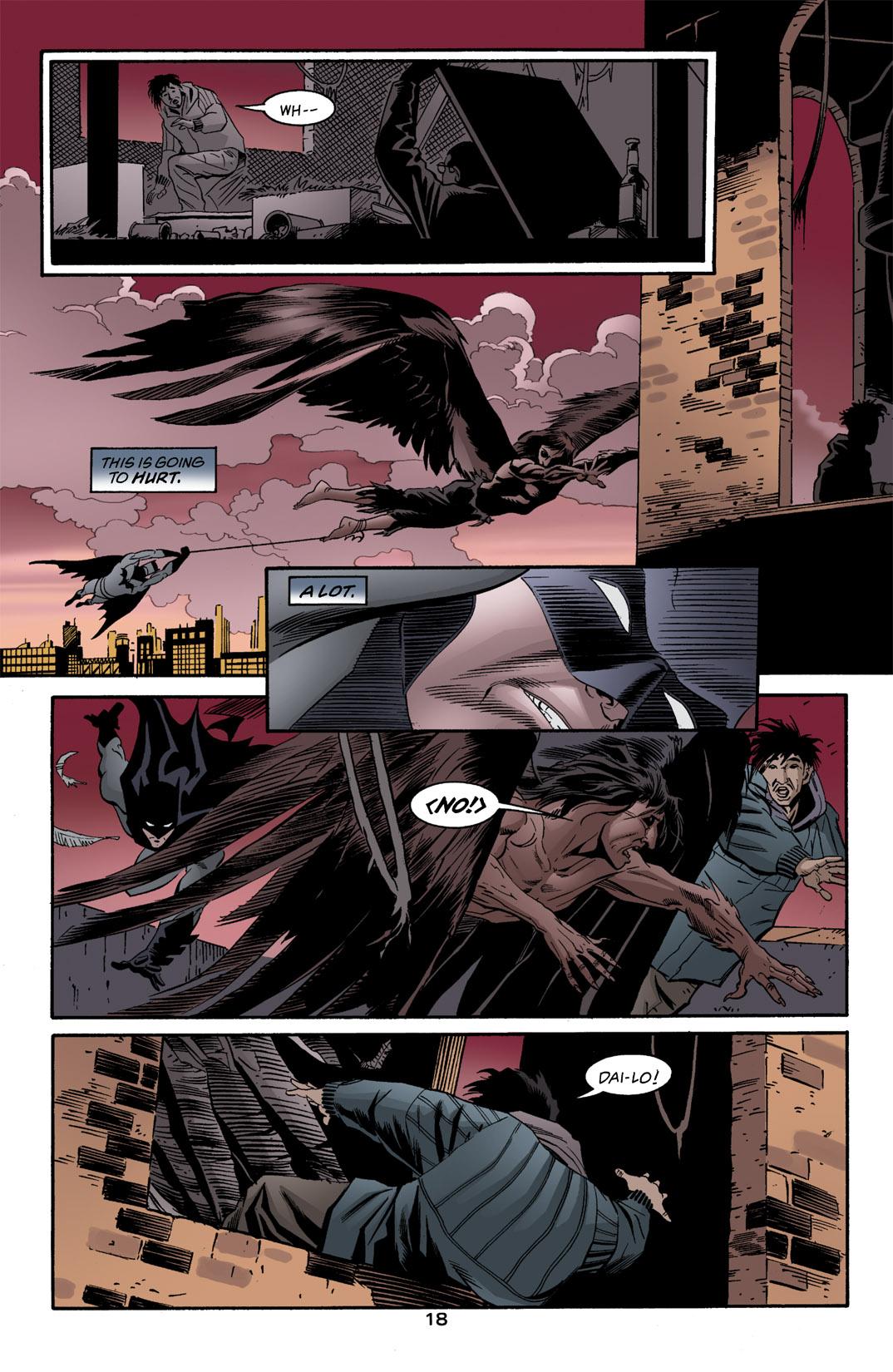 Detective Comics (1937) 770 Page 18