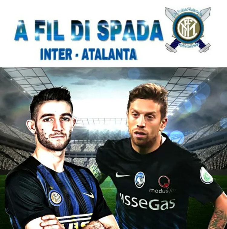 A FIL DI SPADA il post partita INTER-ATALANTA