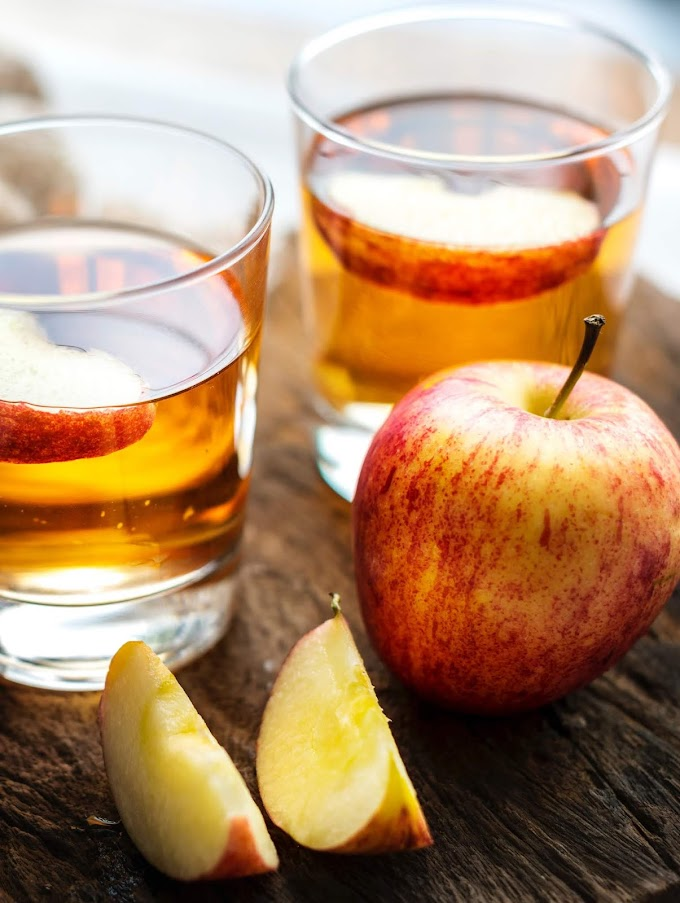 Benefits of Apple juice for health