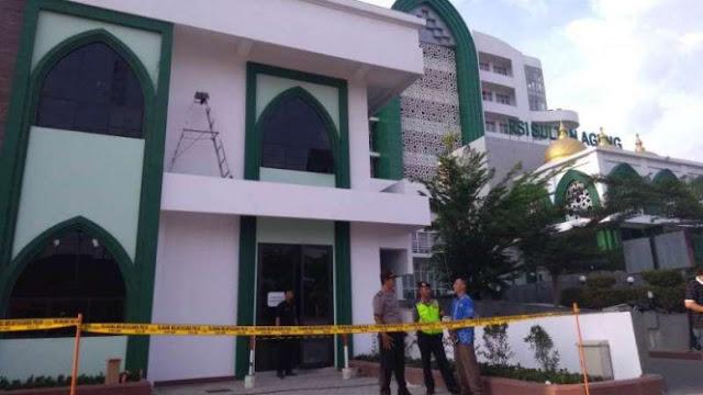 Masjid Rumah Sakit Islam di Semarang Mendapat Pesan Ancaman Bom