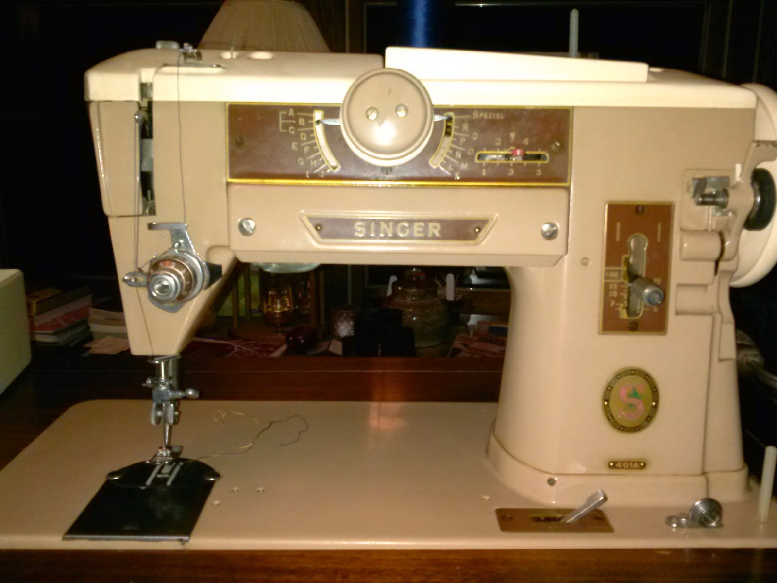singer 401a stitch diagram alpha one sterndrive parts sewing machine mavin and the winners are