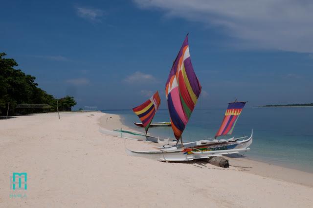 Tourist spots in zamboanga del sur: Sta Cruz Island