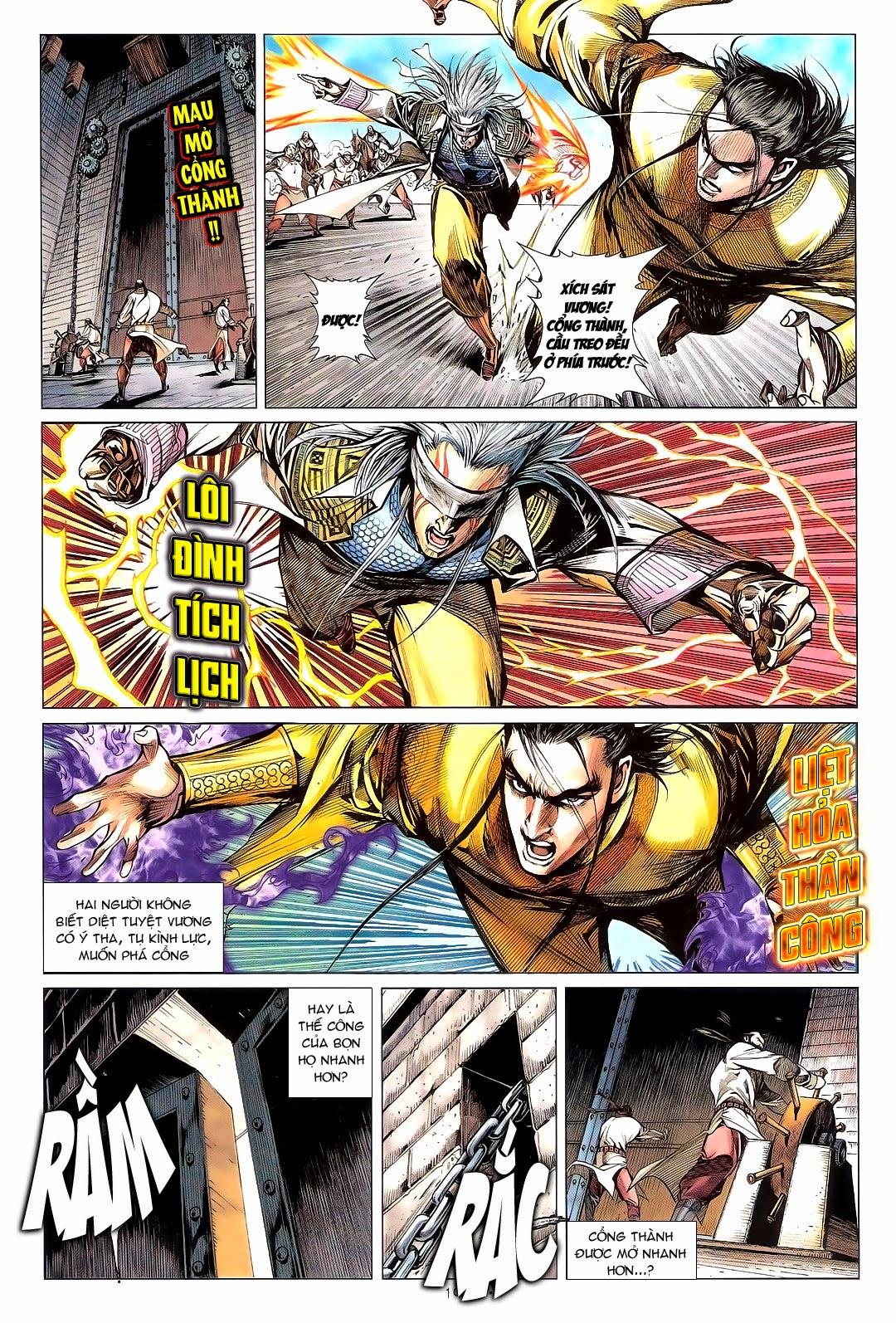 tuoithodudoi.com Thiết Tướng Tung Hoành Chapter 110 - 19.jpg