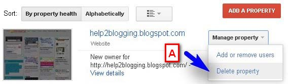 Remove Site Blog From Google Indexing