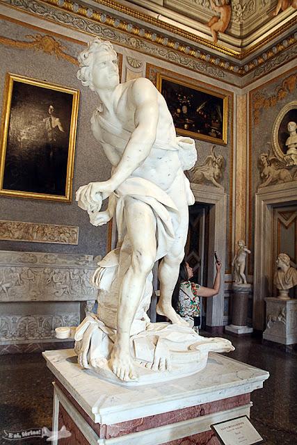 Galleria Borghese, Villa Borghese Pinciana, Roma, Itália, Bernini