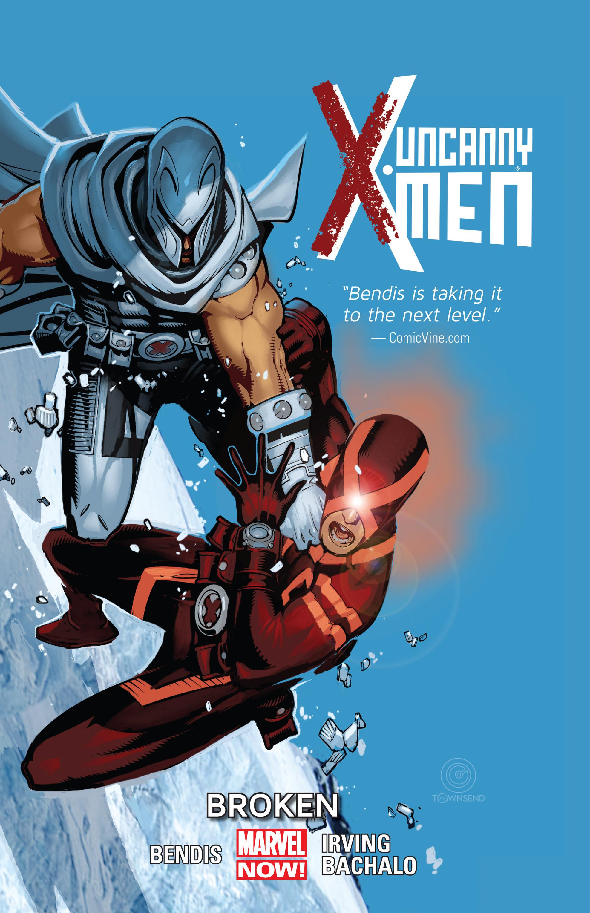 Read online Uncanny X-Men (2013) comic -  Issue # _TPB 2 - Broken - 1