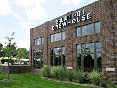 Brown Iron Brewhouse exterior