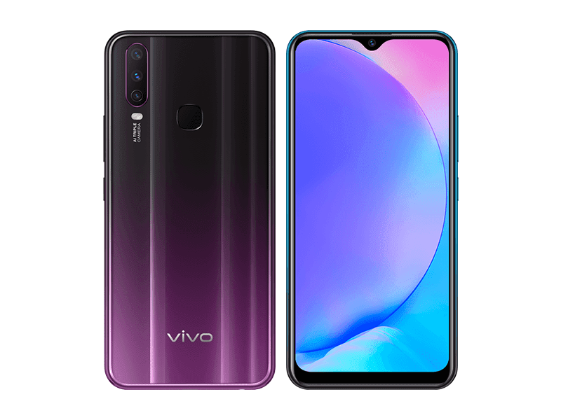 Vivo Y17 with triple-cam and 5,000mAh battery launched in PH