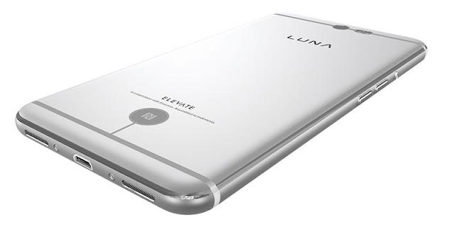 design luna smartphone