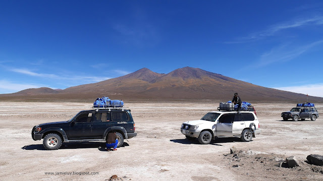 Red Planet Expedition, Uyuni Salt Flats Tour, Bolivia