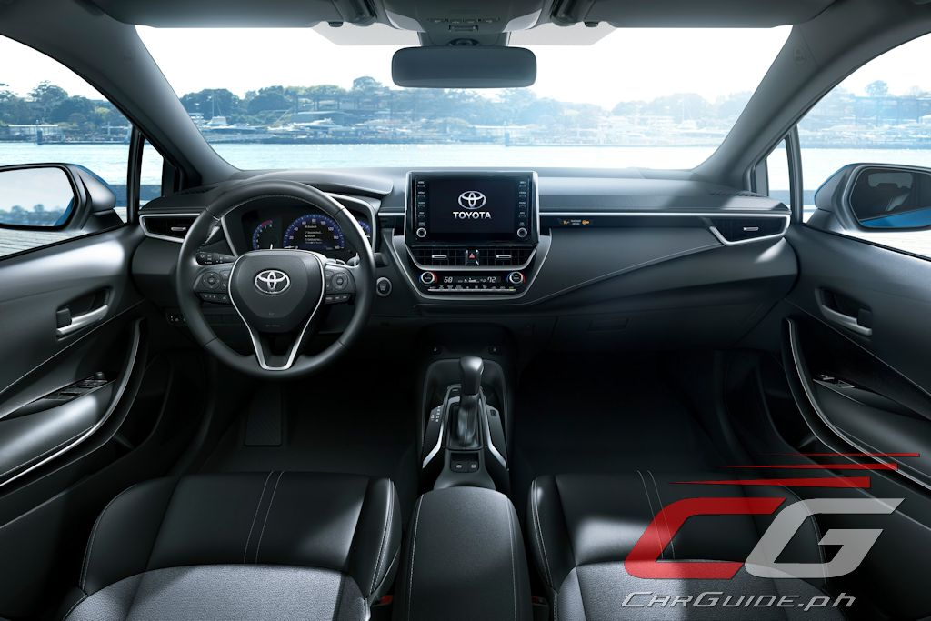 All New Corolla Altis 2019 Camry 2.5 V A/t Toyota Goes Sporty W 25 Photos Philippine Car In Terms Of Design The Takes On Theme Shooting Robust It Has A Lower Hood Providing Better Front Visibility Along With Frontal
