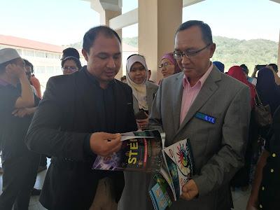 Kolokium STEM Zon Sabah 2018