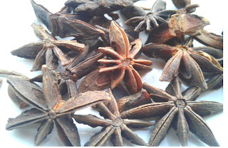 Star anise also known as chakra phool