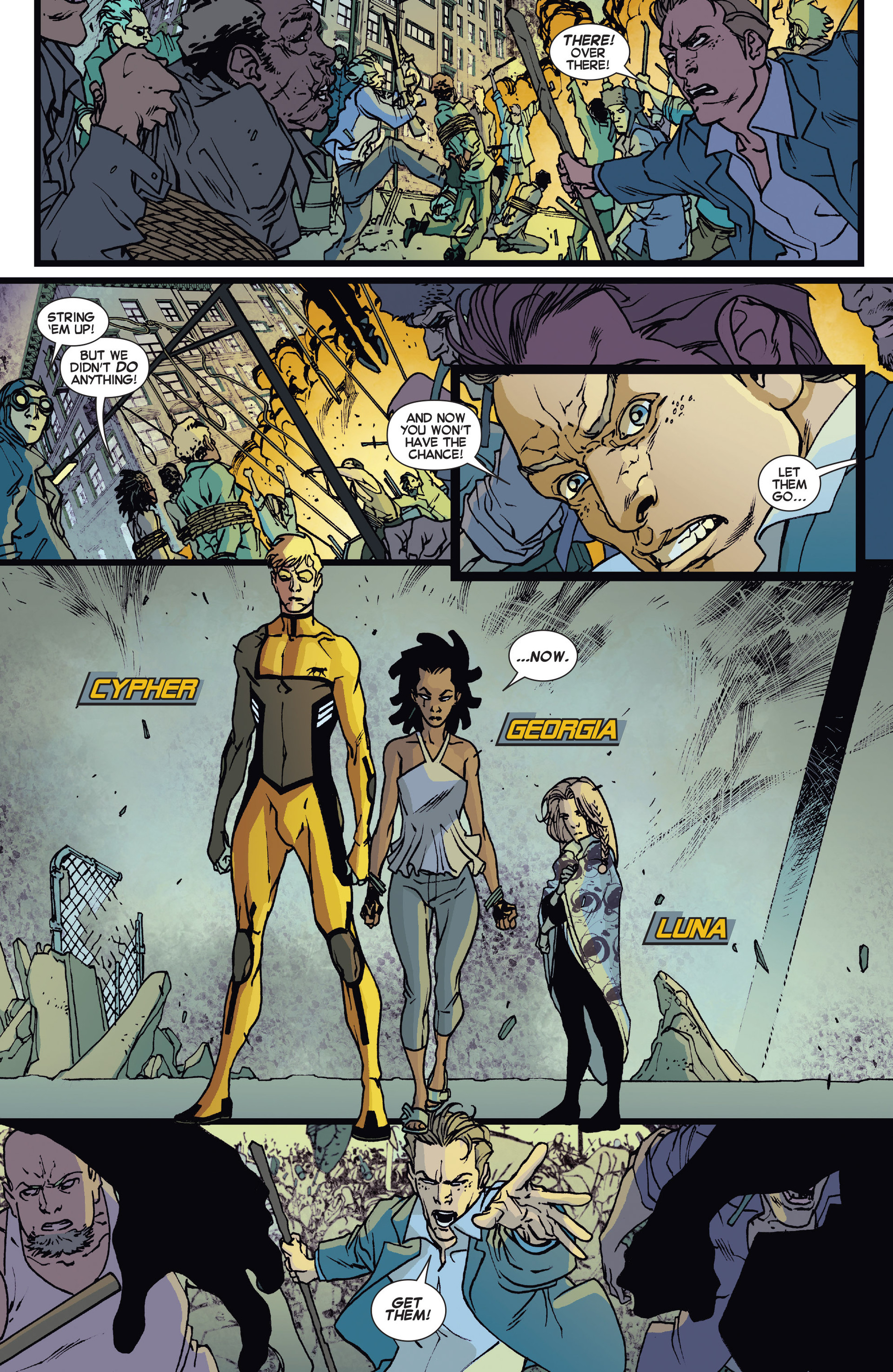Read online All-New X-Factor comic -  Issue #15 - 10