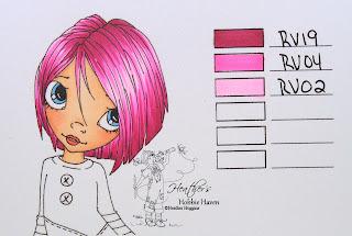 Heather's Hobbie Haven - Hair Color