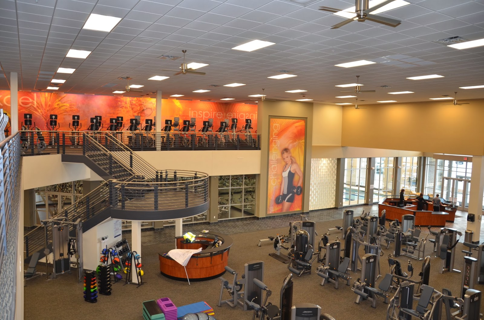 Gyms in bloomington normal il for Brookridge heights bloomington il